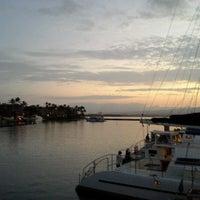 Photo taken at Ma'alaea Harbor by jennifer j. on 12/7/2012
