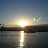 Photo taken at Ma'alaea Harbor by jennifer j. on 9/14/2012