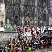 3/3/2014 tarihinde Adam G.ziyaretçi tarafından KölnTourismus'de çekilen fotoğraf