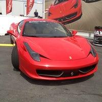 Снимок сделан в Exotics Racing пользователем Jose Fili B. 4/7/2013