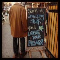 1/8/2013에 Inside New York님이 Cure Thrift Shop에서 찍은 사진