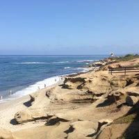 Снимок сделан в La Jolla Beach пользователем Dan R. 8/4/2014
