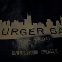 Das Foto wurde bei Burger Bar von Rosa M. am 12/31/2012 aufgenommen