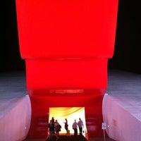 7/21/2013にMarcelo M.がAuditório Ibirapuera Oscar Niemeyerで撮った写真