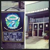 4/1/2013 tarihinde Jason B.ziyaretçi tarafından Fremont Brewing Company'de çekilen fotoğraf