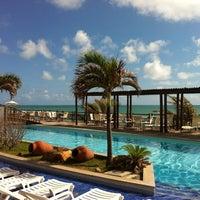 Foto tirada no(a) Ocean Palace Beach Resort & Bungalows por Milena M. em 11/23/2012
