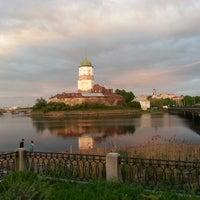 Снимок сделан в Выборгский замок пользователем Maria M. 5/26/2013