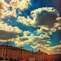 Снимок сделан в Сенная площадь пользователем Андрей Л. 7/3/2013
