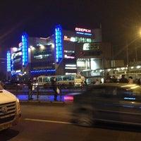 Снимок сделан в ТК «Озерки» пользователем Андрей Л. 11/24/2012