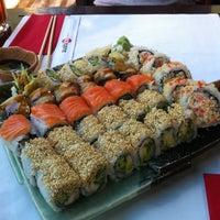 10/27/2012 tarihinde Elif sanem C.ziyaretçi tarafından SushiCo'de çekilen fotoğraf