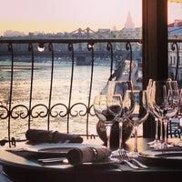 Foto tirada no(a) Ресторан & Lounge «Река» por Dmitry K. em 2/23/2013