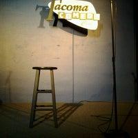 1/18/2013에 Amanda J.님이 Tacoma Comedy Club에서 찍은 사진