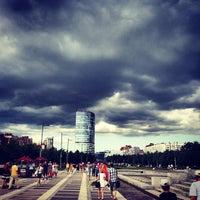 Снимок сделан в Парк 300-летия Санкт-Петербурга пользователем Виталий Р. 7/13/2013