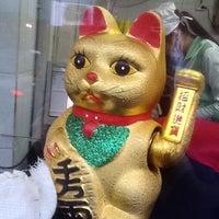 Снимок сделан в ЛАПША ПАНДА | 熊面条猫 пользователем En J. 2/25/2013
