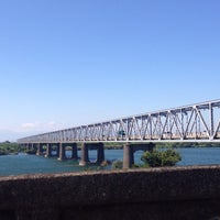 濃尾大橋 - 羽島市 / 一宮市'da ...