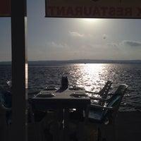6/8/2014 tarihinde -Serhat S.ziyaretçi tarafından Poyraz Balık Restaurant'de çekilen fotoğraf