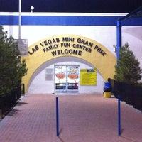 10/2/2012 tarihinde Marcelo M.ziyaretçi tarafından Las Vegas Mini Gran Prix'de çekilen fotoğraf
