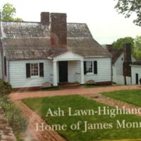 Foto tirada no(a) James Monroe's Highland por Jim V. em 7/26/2013