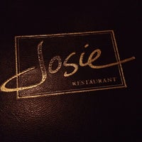 Photo prise au Josie Restaurant par Josie A. le2/1/2014