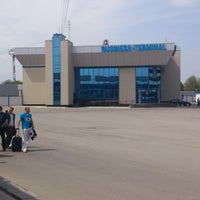 Снимок сделан в Международный аэропорт Курумоч (KUF) пользователем Евгений К. 5/27/2013