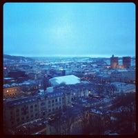 Foto tirada no(a) Radisson Blu Scandinavia Hotel por Stein W. em 3/5/2013