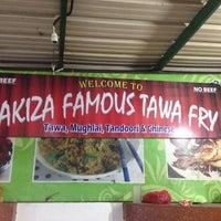 Foto tirada no(a) Pakiza Famous Tawa Fry por Prakash A. em 10/14/2013