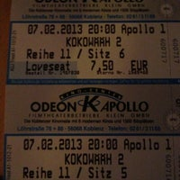 Odeon Kinocenter Kino