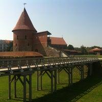 Снимок сделан в Каунасский замок пользователем Dmitry 🚀 P. 8/8/2013