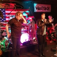 Photo taken at Steel Horse Saloon by Edward G. on 3/1/2015