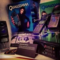1/31/2013 tarihinde Kevlarziyaretçi tarafından Qualcomm Museum'de çekilen fotoğraf