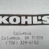 Kohl S 5550 Whittlesey Blvd