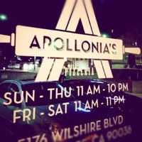 Das Foto wurde bei Apollonias Pizzeria von Mike H. am 1/30/2013 aufgenommen