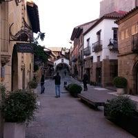 Foto tomada en Pueblo Español por Débora B. el 12/27/2012