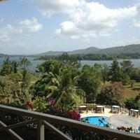 2/21/2013 tarihinde Carlos S.ziyaretçi tarafından Gamboa Rainforest Resort'de çekilen fotoğraf