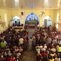 Photo taken at Primeira Missa - Padre Reginaldo Sarto, Sj by Rodrigo B. on 8/18/2013