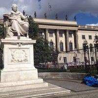9/19/2012 tarihinde Tto S.ziyaretçi tarafından Humboldt-Universität zu Berlin'de çekilen fotoğraf