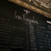 รูปภาพถ่ายที่ Las Tlayudas - Comida Casual Oaxaqueña โดย Casiviani F. เมื่อ 7/19/2013