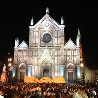Foto scattata a Piazza Santa Croce da Stefania N. il 8/6/2013
