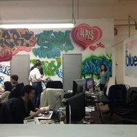 2/20/2013 tarihinde Jess S.ziyaretçi tarafından Blueprint Health'de çekilen fotoğraf