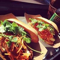 Снимок сделан в Num Pang Sandwich Shop пользователем ben c. 10/2/2013