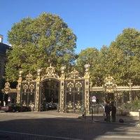 Photo prise au Parc Monceau par Mareta D. le9/30/2012