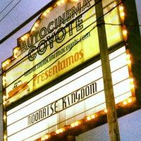 4/25/2013にJorge Eduardo M.がAutocinema Coyoteで撮った写真