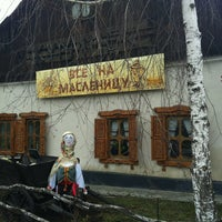 3/11/2013 tarihinde Igor M.ziyaretçi tarafından Шинок «Куманёк»'de çekilen fotoğraf