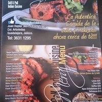 7/12/2014에 Ing. Paulo T.님이 Al Meraj Grill & Pak Indian Cuisine에서 찍은 사진