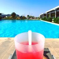 10/30/2016にEce Ö.がJiva Beach Resortで撮った写真