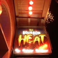 Foto tomada en Bourbon Heat por MISSLISA el 2/14/2013