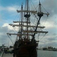 Foto tomada en Puerto de Valencia por Alonso J. el 9/16/2012