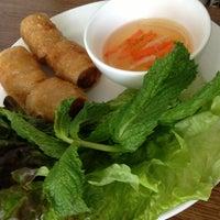 Снимок сделан в Falansai Vietnamese Kitchen пользователем Peter C. 5/31/2013