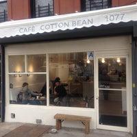 Снимок сделан в Café Cotton Bean пользователем Peter C. 1/27/2017