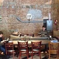 Снимок сделан в Taszo Espresso Bar пользователем Peter C. 10/16/2013